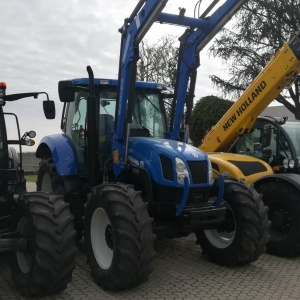 New Holland T6050 ex Peirone